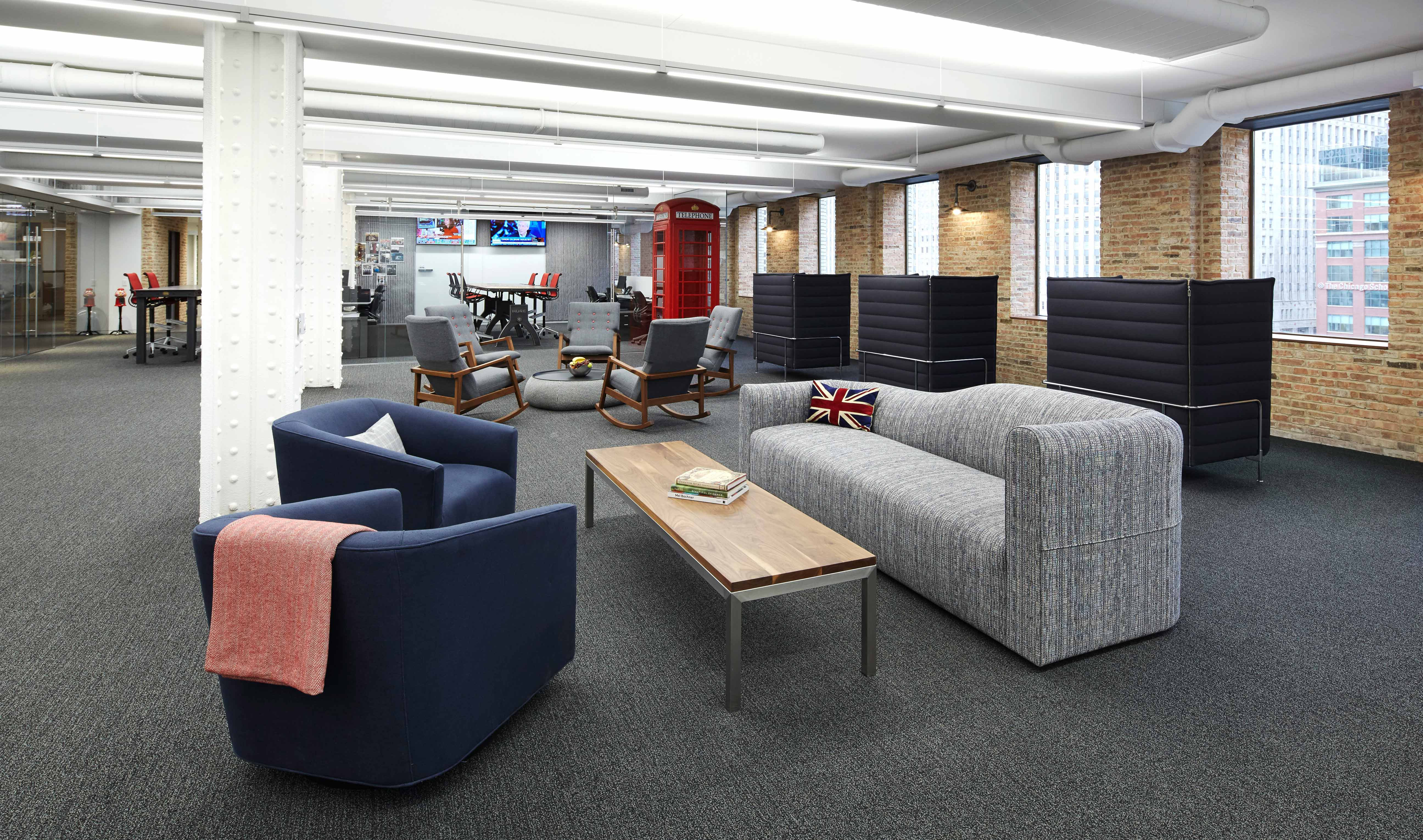 Office Lounge Space